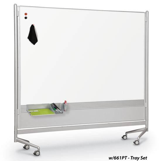 Mobile Room Partition and Display Panel