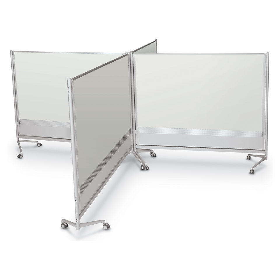 D.O.C. Mobile Room Partition & Display Panel