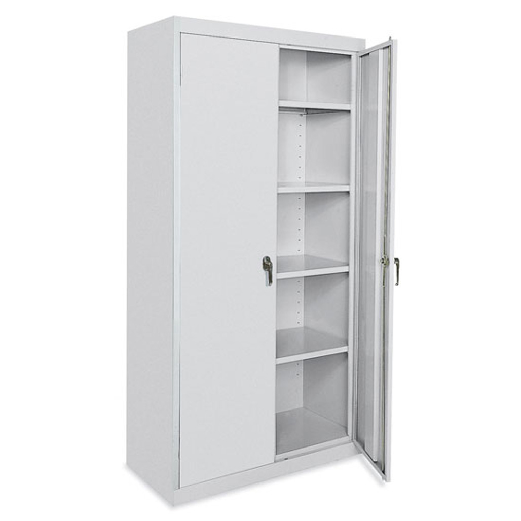 OfficeSource Deluxe Storage Cabinets Storage Cabinet