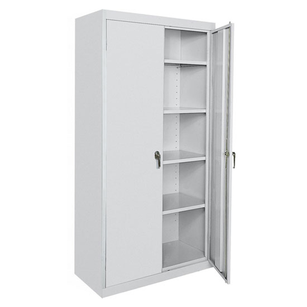 OfficeSource Deluxe Storage Cabinets Oversized Cabinet