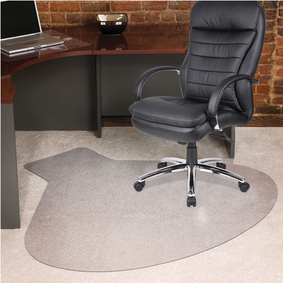 Everlife Chairmats For Medium Pile Carpet
