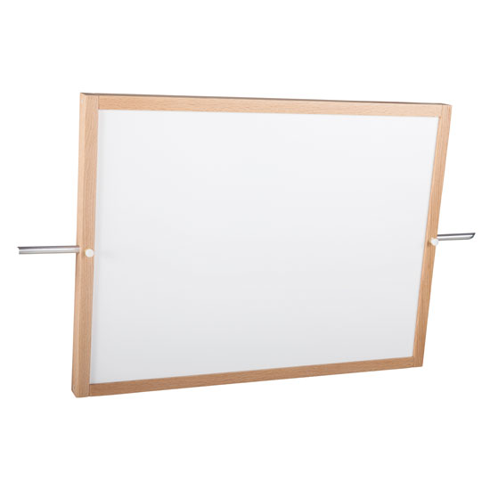 Mirror and Markerboard