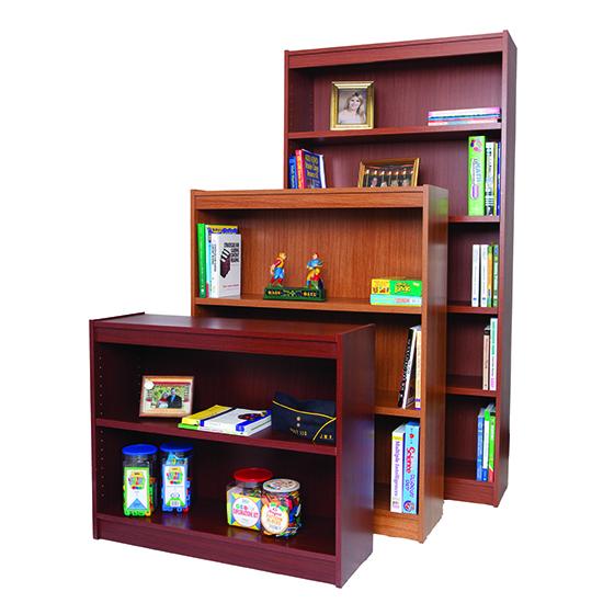 Essentials Laminate Bookcase Series