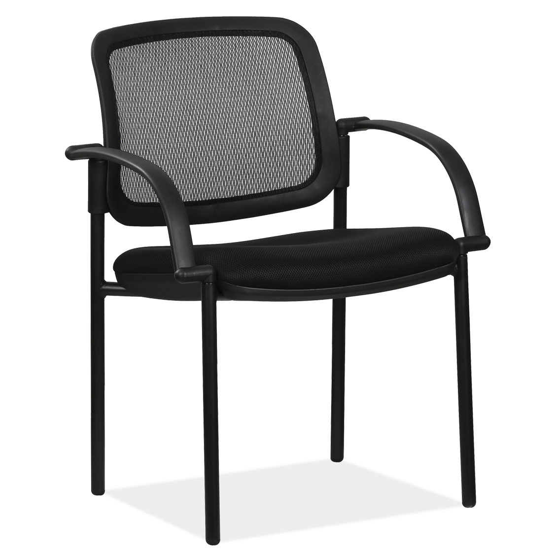 OfficeSource Encline Collection Mesh Back Side Chair