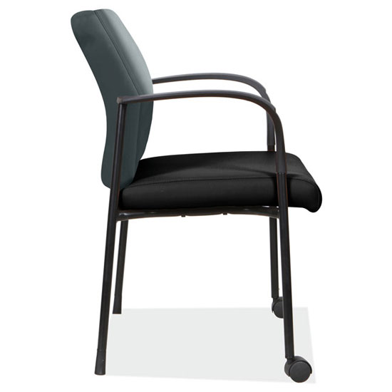 Guest Chair with Black Frame | JMJS Inc. dba COE Distributing