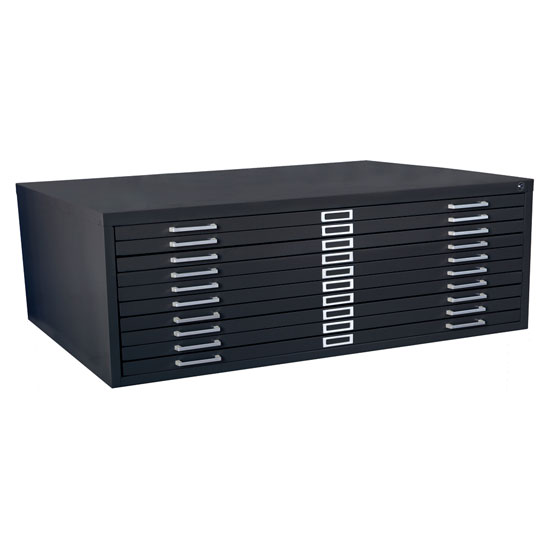 10-Drawer File