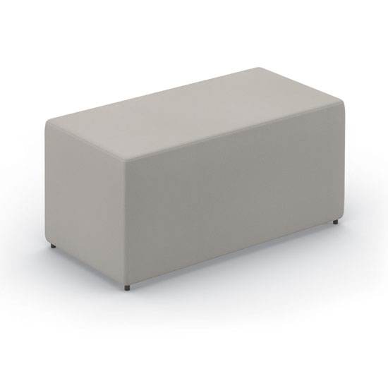 Two Seat Bench or Ottoman