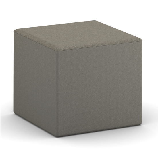 Upholstered Cube Seat