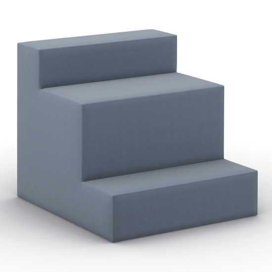 3-Tiered Square Seat