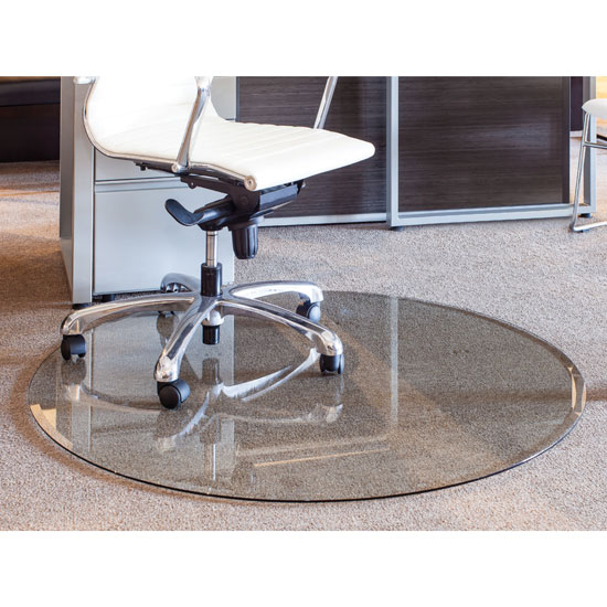 Glass Chairmat
