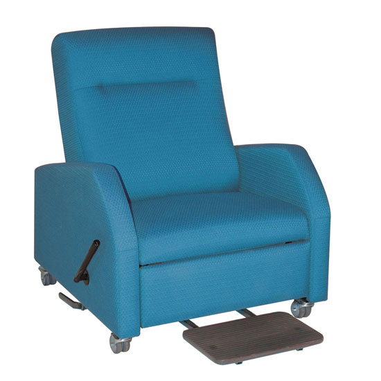 Patient Room Recliner