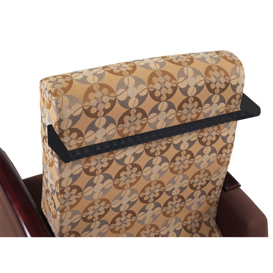 Black Push Bar