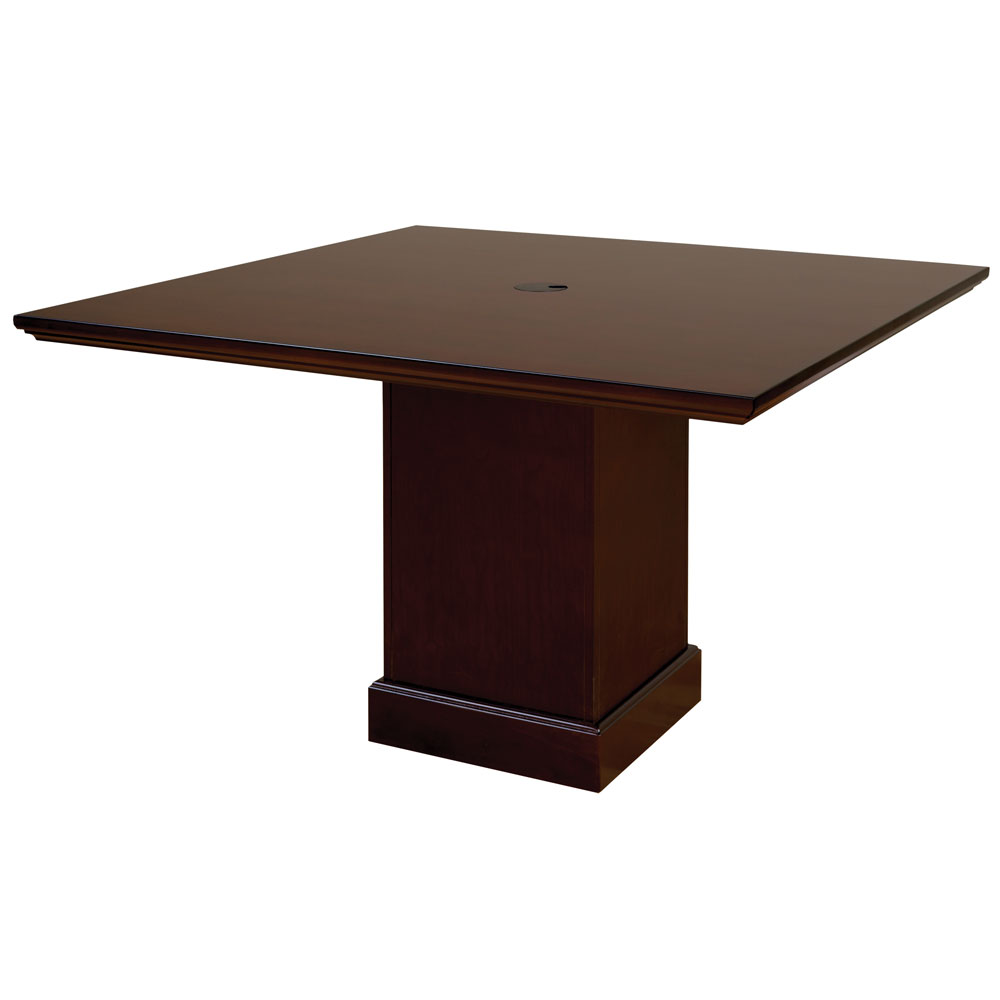 "OfficeSource Harding Collection 48"" Expandable Conference Table"