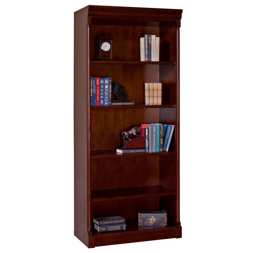 OfficeSource Harding Collection Open Bookcase