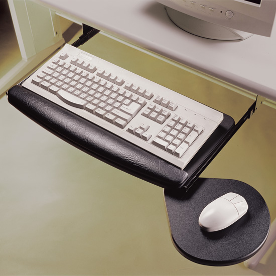 Slide Out Keyboard System