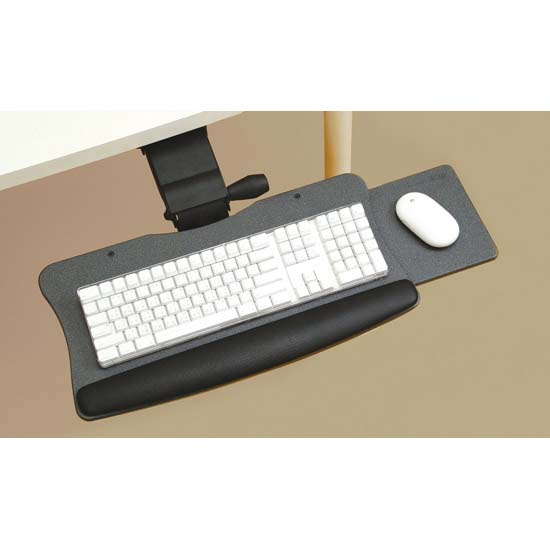 OfficeSource Keyboard Systems Lift and Lock System with Slide Out