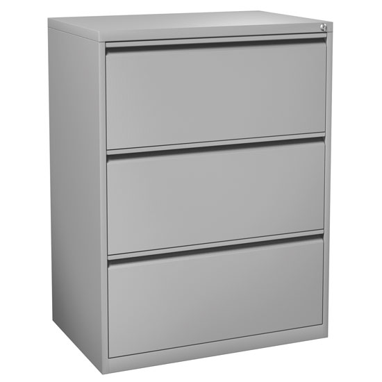 OfficeSource Lateral File Collection 3 Drawer Lateral File