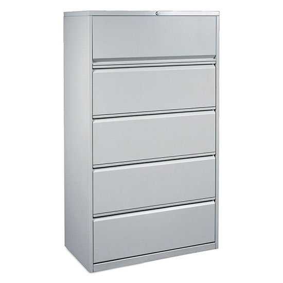 OfficeSource Lateral File Collection 5 Drawer Lateral File
