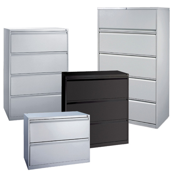 Lateral File Collection
