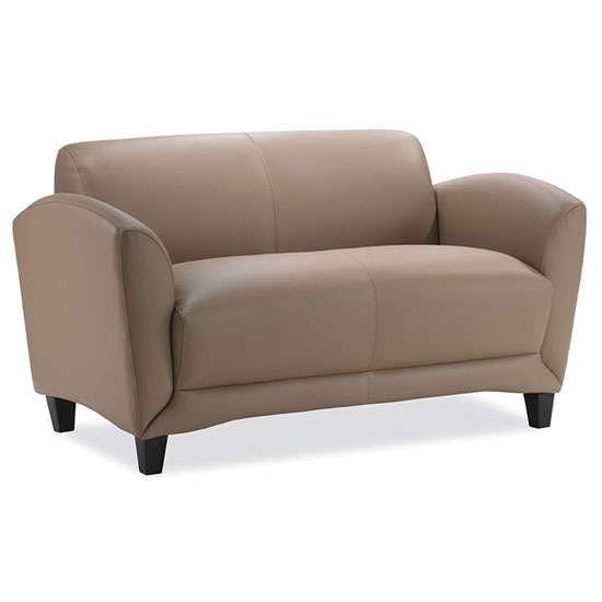 OfficeSource Manhattan Collection Manhattan Loveseat