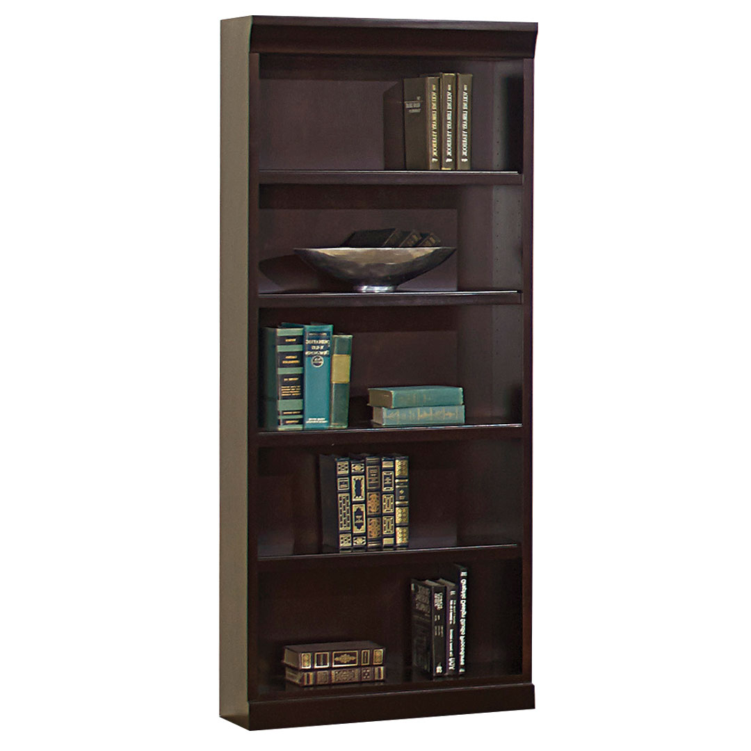 OfficeSource Markle Collection Open Bookcase