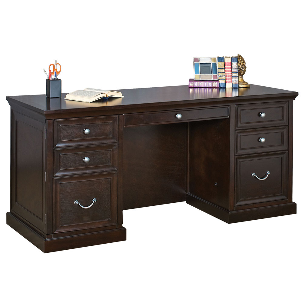OfficeSource Markle Collection Computer Credenza