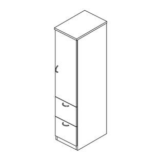 Storage File File Left Cabinet