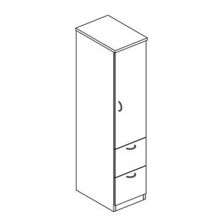 Storage File File Right Cabinet