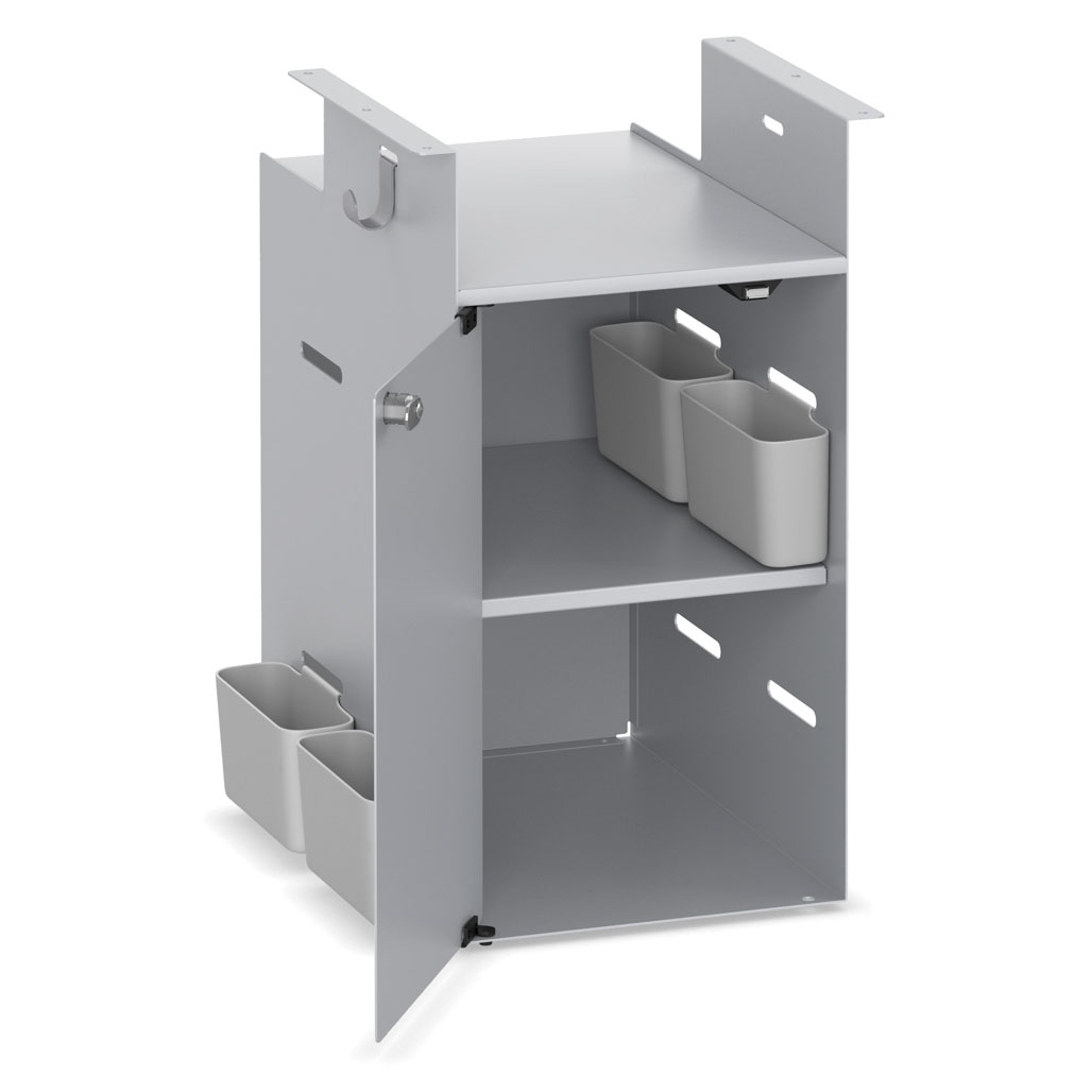 Metal Open Hanging Storage Collection