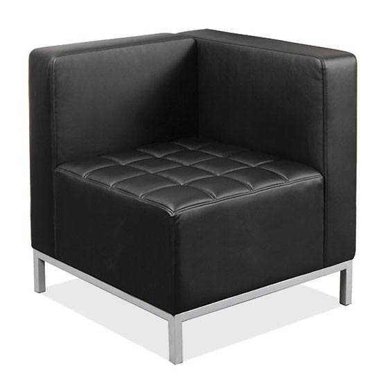 OfficeSource Millennial Collection Corner Chair