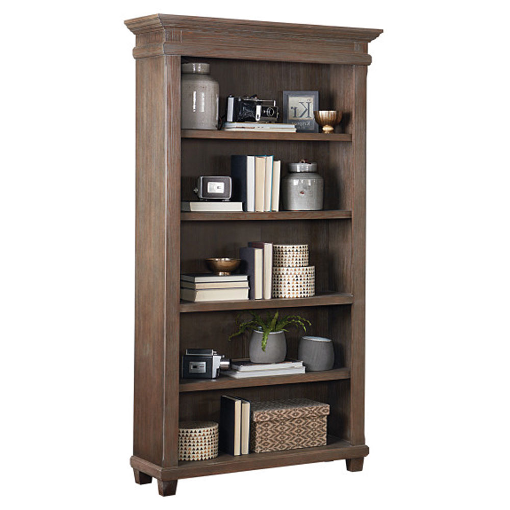 OfficeSource Monroe Collection Open Bookcase