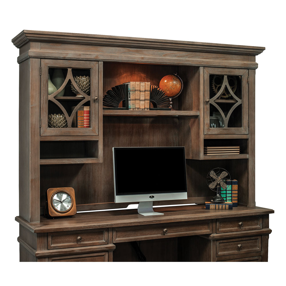 OfficeSource Monroe Collection Hutch