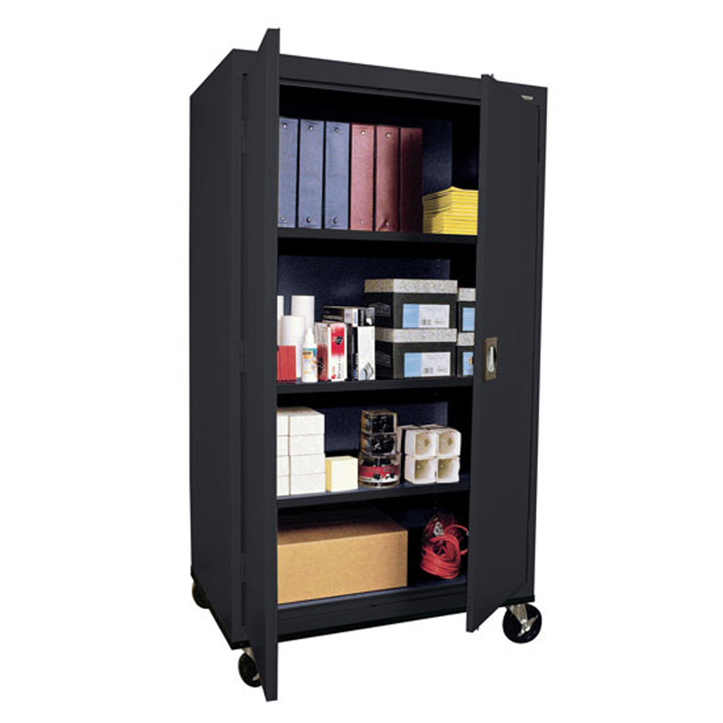 OfficeSource Mobile Storage Cabinets Mobile Storage Cabinet