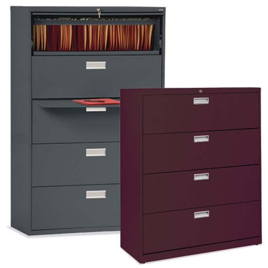 OS 600 Series Lateral Files