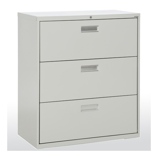 3 Drawer 42'' W Lateral File