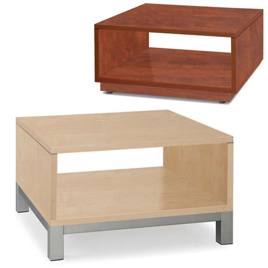 OS Laminate Collection - Pedestal Tables