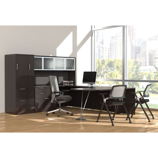 OfficeSource OS Laminate Collection U Shape Typical – OS125