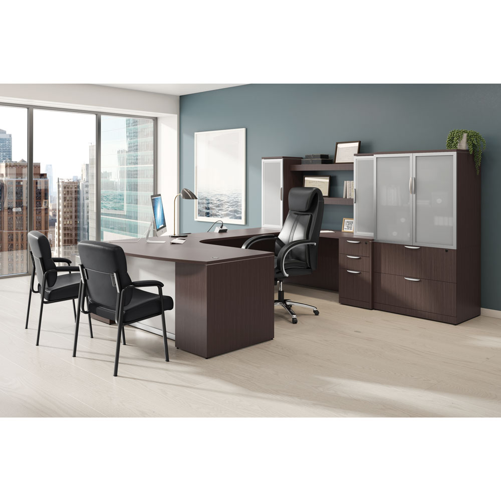 OfficeSource OS Laminate Collection U Shape Typical – OS175