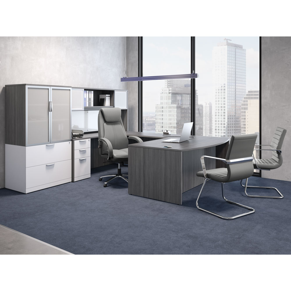 OfficeSource OS Laminate Collection U Shape Typical – OS21