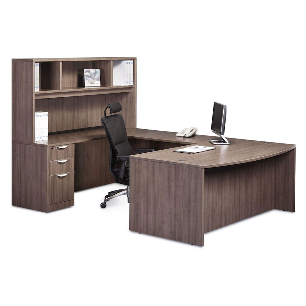 OfficeSource OS Laminate Collection U Shape Typical – OS211