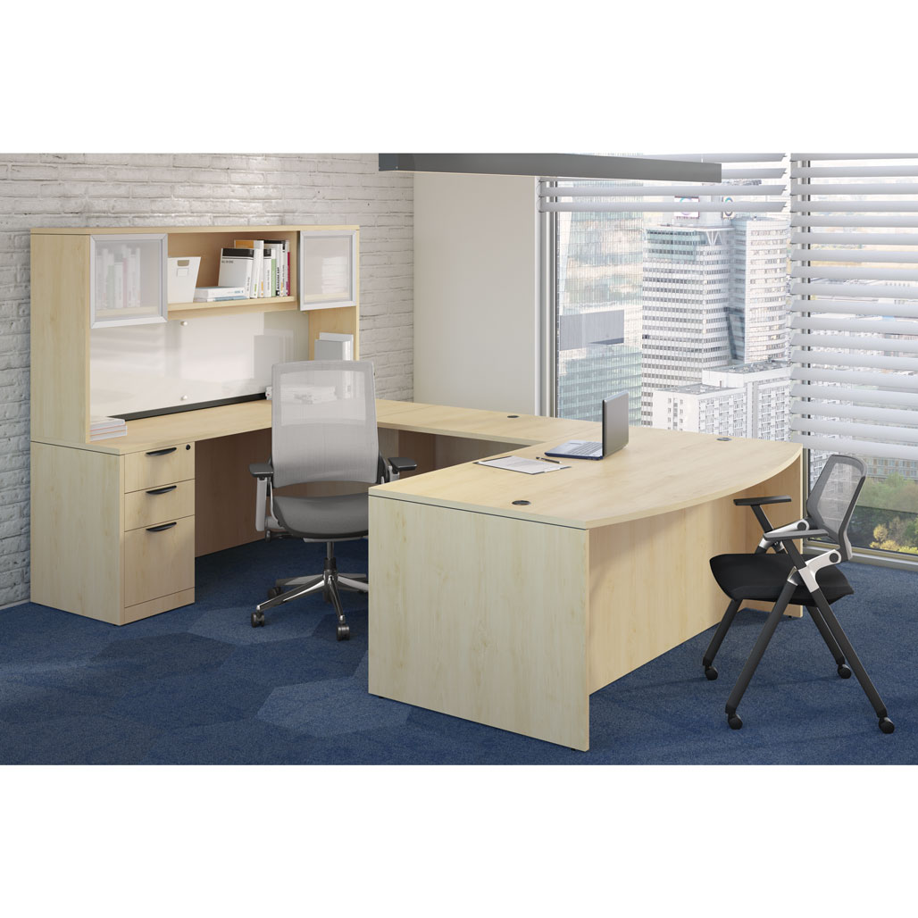 OfficeSource OS Laminate Collection U Shape Typical – OS233