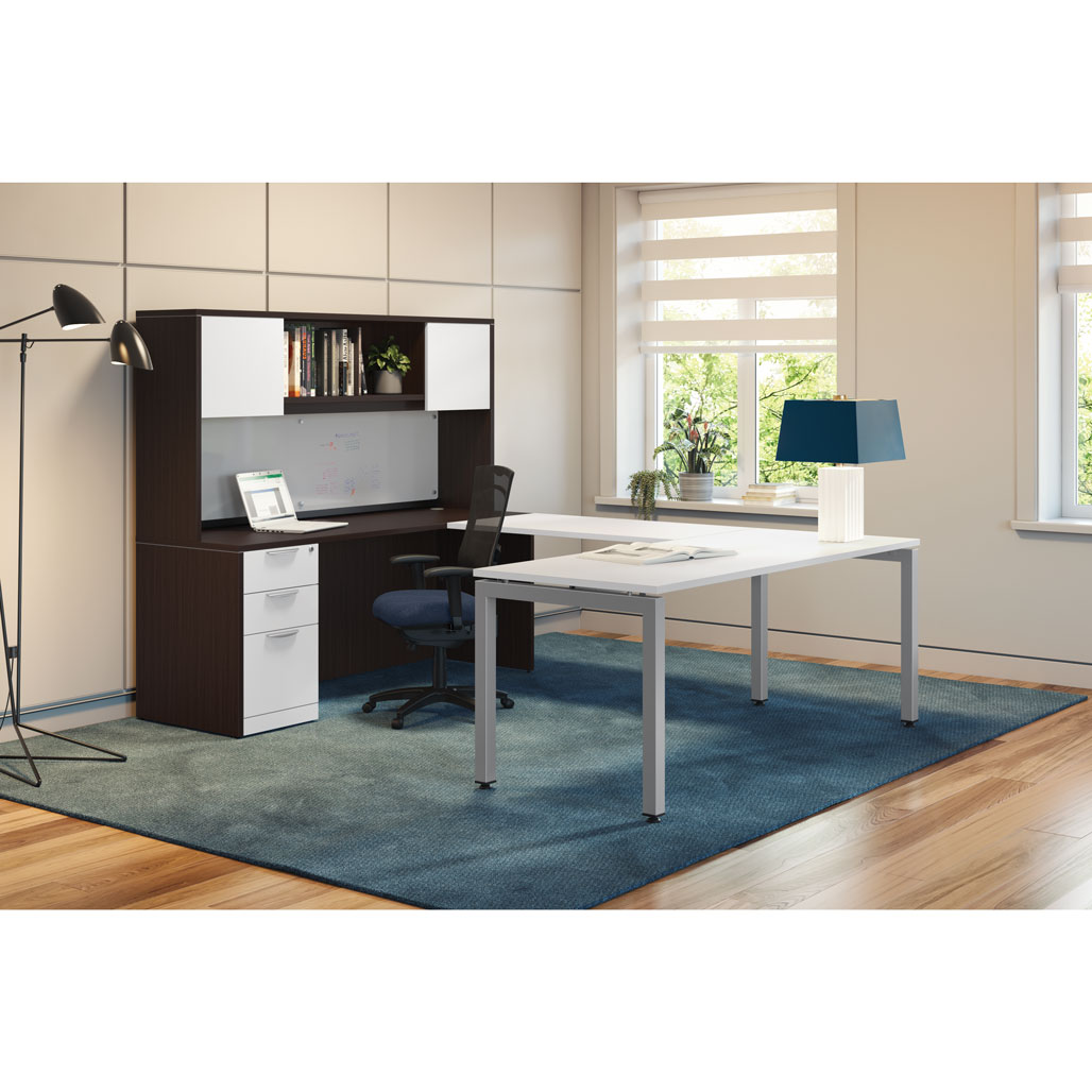 OfficeSource OS Laminate Collection U Shape Typical – OS234