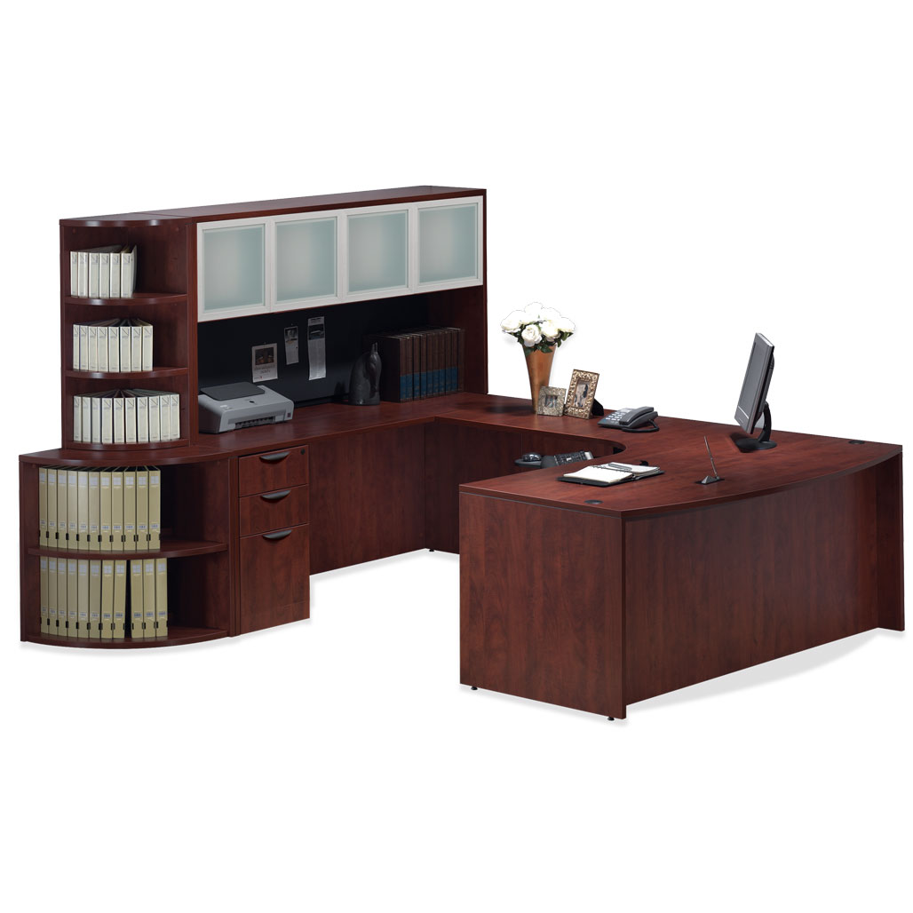 OfficeSource OS Laminate Collection U Shape Typical – OS238
