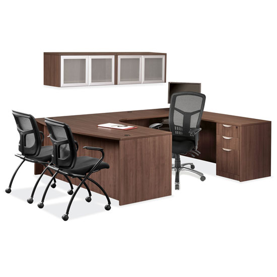 OfficeSource OS Laminate Collection U Shape Typical – OS30