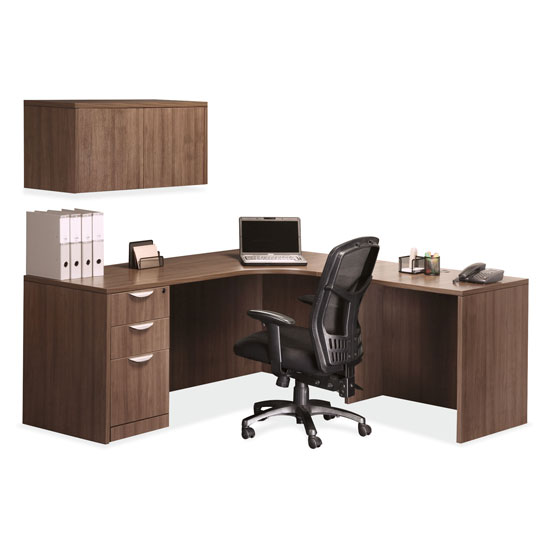 OfficeSource OS Laminate Collection L Shape Typical – OS31