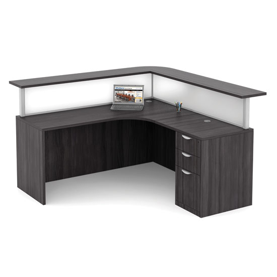 OfficeSource OS Laminate Collection Reception Typical – OS36