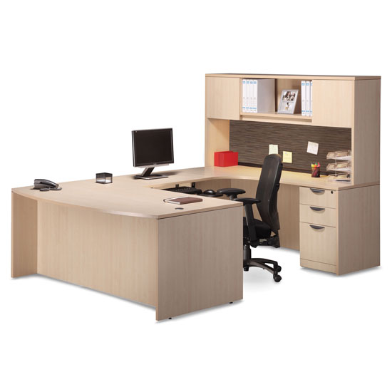 OfficeSource OS Laminate Collection U Shape Typical – OS57