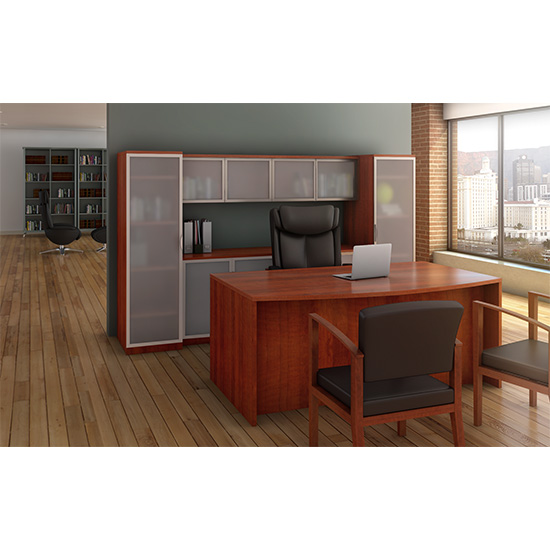 OfficeSource OS Laminate Collection Executive Typical – OS74