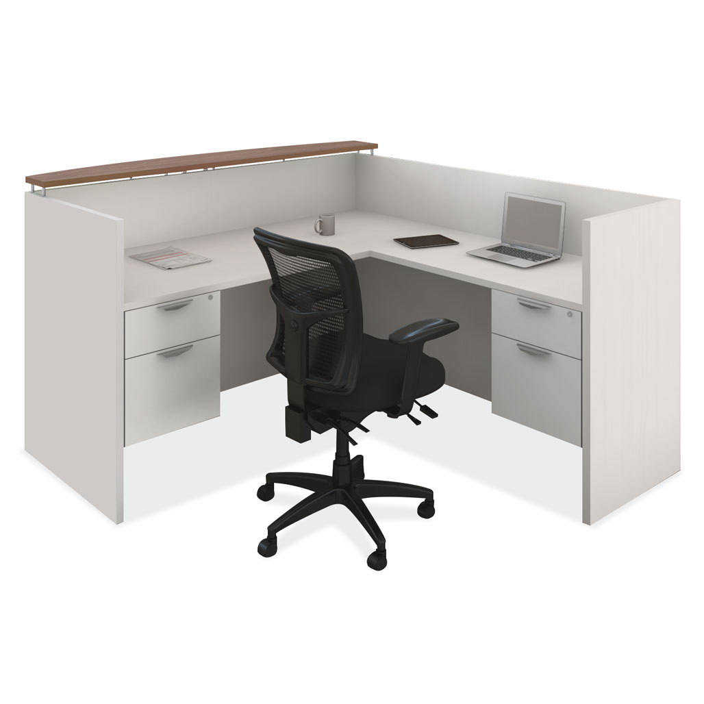 OfficeSource OS Laminate Collection Reception Typical – OS97