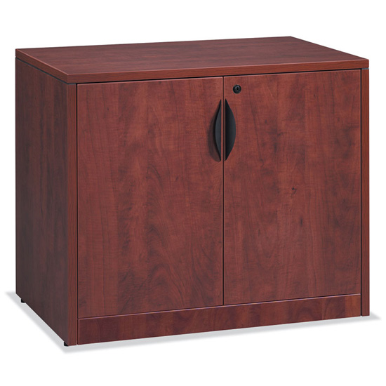 OfficeSource OS Laminate Collection Storage Cabinet